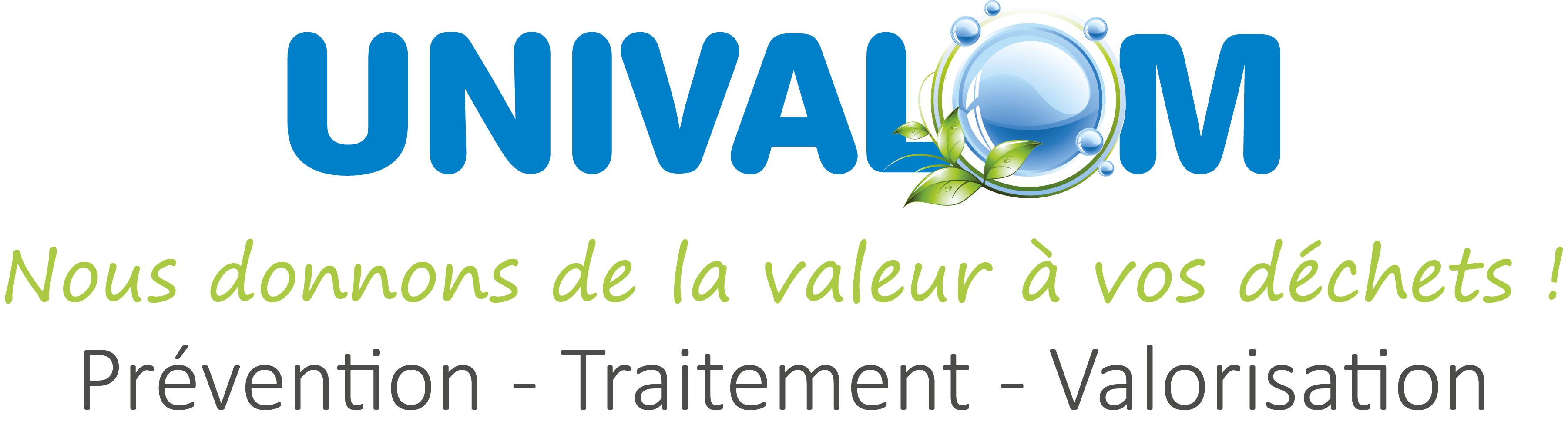 UNIVALOM Logo